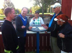 Tankemästerskapen i golf 2013